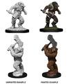 Dungeons & Dragons - Nolzur's Marvelous Unpainted Miniatures - Wereboar & Werebear (Miniatures)