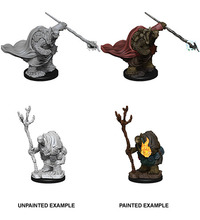 Dungeons & Dragons - Nolzur's Marvelous Unpainted Miniatures - Tortles Adventurers (Miniatures) - Cover
