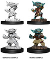 Pathfinder - Deep Cuts - Female Goblin Alchemist (Miniatures)
