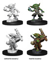 Pathfinder - Deep Cuts - Male Goblin Alchemist (Miniatures)