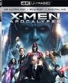 X-Men: Apocalypse (4K Ultra HD + Blu-ray)