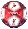 Liverpool - Signature Mini Football - Size 1
