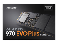 Samsung 970 Evo Plus 250GB Nvme Solid State Drive M.2  Express 3 - Cover