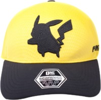 Pokemon - Pikachu Seamless Curved cap - Cover