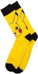 Pokemon - Pikachu Ladies Crew Socks