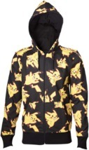 Pokemon - Pikachu Print Mens Hoodie (Medium) - Cover