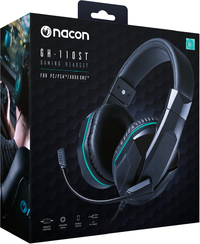 Nacon - GH-110ST Gaming Headset (PC/Gaming) - Cover