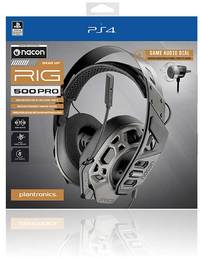 Nacon - RIG 500 PRO HS Gaming Headset (PS4) - Cover