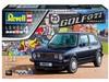 "Revell - 1/24 - ""35 Years VW Golf 1 GTI Pirelli (Plastic Model Kit)"