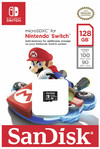 Sandisk MicroSDXC UHS-I Memory Card For Nintendo Switch - 128GB