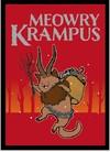 Legion Supplies - Card Sleeves - Meowry Krampus (50 Sleeves)