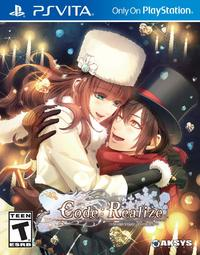 Code: Realize Winter Miracles (US Import PS Vita) - Cover