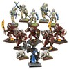Kings of War: Vanguard - Forces of Nature Warband Set (Miniatures)