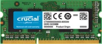Crucial 4GB DDR3-1066 SO-DIMM Memory for Mac - Cover