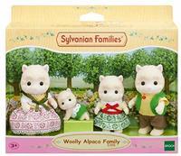 Sylvanian Families - Woolly Alpaca Family - Cover