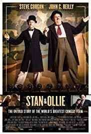 Stan & Ollie (Region A Blu-ray) - Cover
