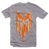 Tom Clancy's - The Division 2 - Phoenix - Mens T-Shirt - Grey (X-Large)