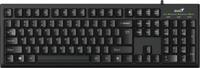 Genius - Smart KB-100 USB Keyboard - Black - Cover