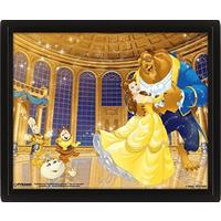 Beauty and the Beast (Ballroom) 3D Lenticular Poster