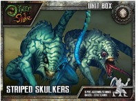 The Other Side - Gibbering Hordes: Striped Skulkers (Miniatures) - Cover