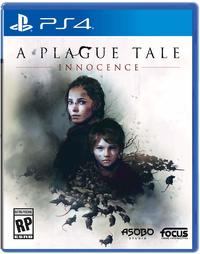 A Plague Tale: Innocence (US Import PS4) - Cover