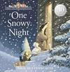 One Snowy Night - Nick Butterworth (Paperback)