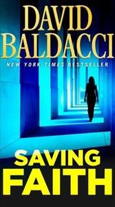 Saving Faith - David Baldacci (Paperback)