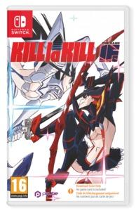 KILL la KILL - IF (Nintendo Switch) - Cover