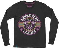 Fortnite - Cuddle Team Leader - Teen Long Sleeve - Black (11-12 Years) (Medium) - Cover