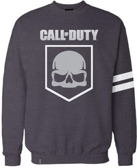 Call Of Duty Black Ops 4 - Logo-Men's Sweater - Charcoal (XX-Large) - Cover