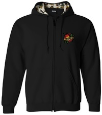 Crash Bandicoot - Nsanity-Beach Hoodie - Black (Small) - Cover