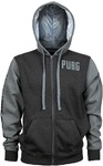 PUBG - Level 3 Hoodie - Charcoal/Grey (Medium)