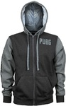 PUBG - Level 3 Hoodie - Charcoal/Grey (X-Large)