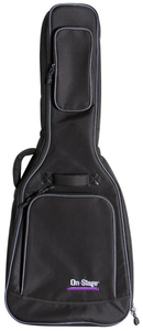 On-Stage GBC4770 4770 Series Deluxe 4/4 Classical Guitar Bag (Black) - Cover