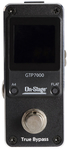 On-Stage GTP7000 Mini Pedal Board Chromatic Instrument Tuner (Black)