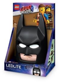Lego Movie 2 - Batman Mask Night Light With Sticker - Cover