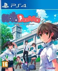 Kotodama: The 7 Mysteries of Fujisawa (PS4) - Cover