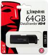 Kingston Technology - DataTraveler 104 USB 2.0 64GB Flash Drive