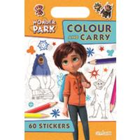 Wonder Park:Colour & Carry - Centum Books Ltd (Paperback)