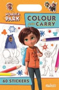 Wonder Park:Colour & Carry - Centum Books Ltd (Paperback) - Cover