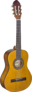 Stagg C410 M NAT 1/2 Classical Acoustic Guitar Pack (Natural) - Cover