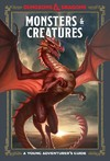 Monsters and Creatures - Dungeons & Dragons (Hardcover)