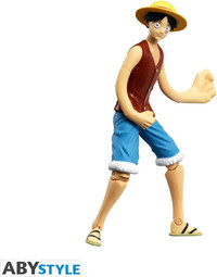 Abysse - One Piece - Luffy 12cm Figure (Figures) - Cover