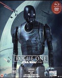Rogue One - A Star Wars Story - Big Sleeve Edition (Blu-ray + DVD)