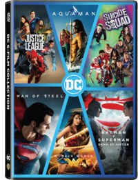 DC 6-Film Collection (DVD) - Cover