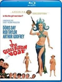 Glass Bottom Boat (Region A Blu-ray) - Cover