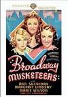 Broadway Musketeers (Region 1 DVD)
