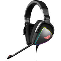 ASUS ROG Delta Core Gaming Headset - Black (PC, PS4, Xbox One, Nintendo Switch)