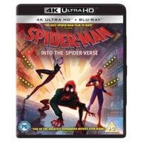 Spider-Man - Into the Spider-verse (Ultra HD Blu-ray)
