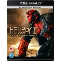 Hellboy 2 - The Golden Army (Blu-ray)